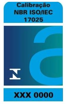 Calibração NBR ISO/IEC 17025